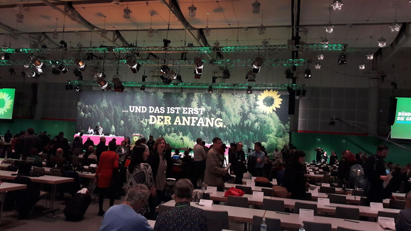 Fotos von der 43. Bundesdelegiertenkonferenz in Hannover