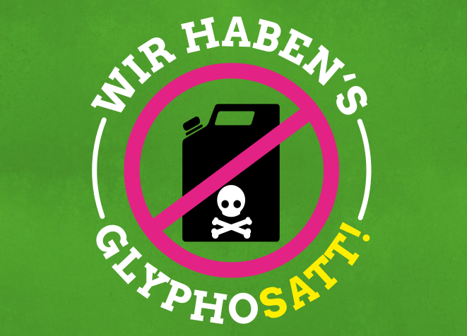 Glyphosat  Sonderausschuss stellt Zulassung auf den Prüfstand