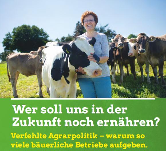 Bundesverband Deutscher Milchviehhalter e. V. (BDM) lädt ein Montag, 26.03.2018 Aula Alte Schule,Sigmaringen