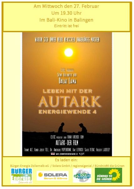 Balingen Kinoprogramm
