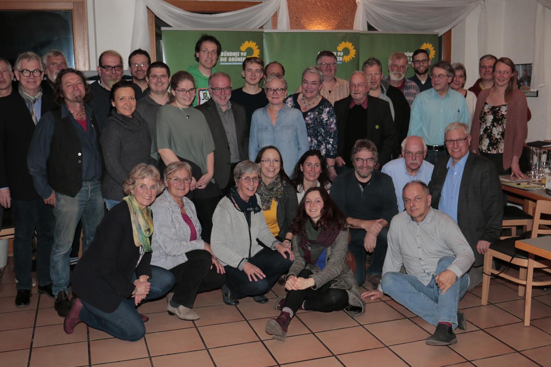 Kandidatinnen Und Kandidaten Der Grunen Fur Den Kreistag Sind Nominiert Kreisverband Sigmaringen