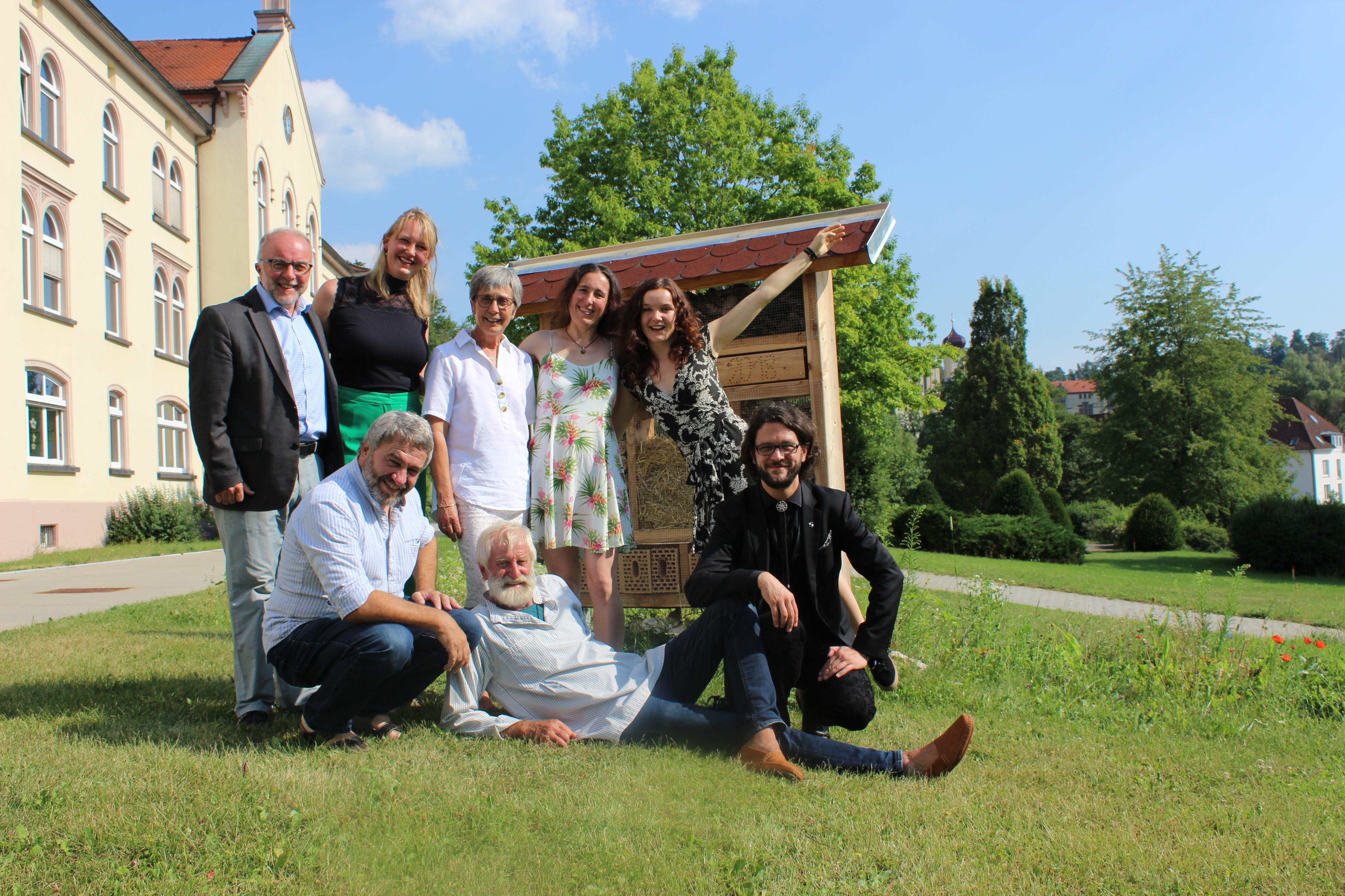 Kreistag Konstituiert Mehr Grune Wollen Mehr Bewirken Kreisverband Sigmaringen