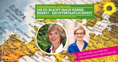 Die EU blickt nach vorne: Brexit - Rechtsstaatlichkeit
