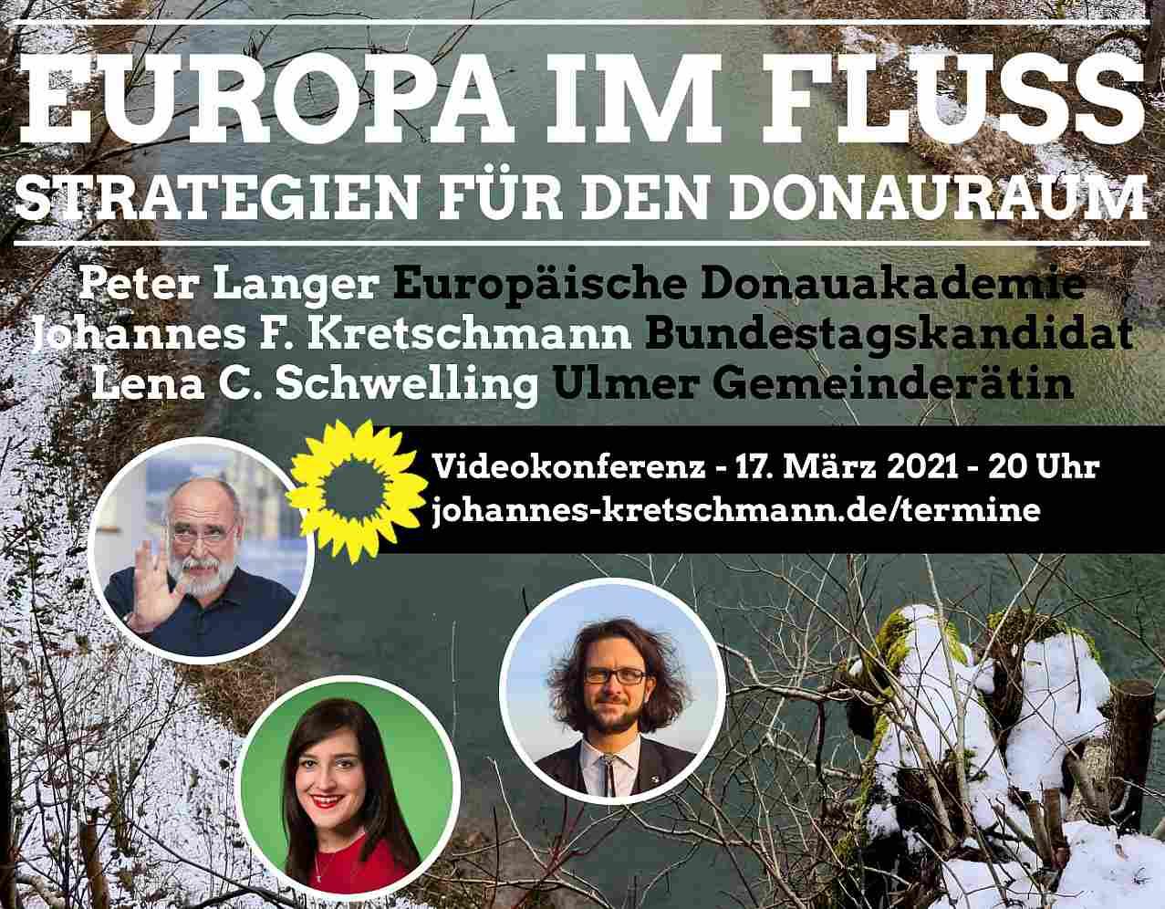 Europa im Fluß – Strategien für den Donauraum