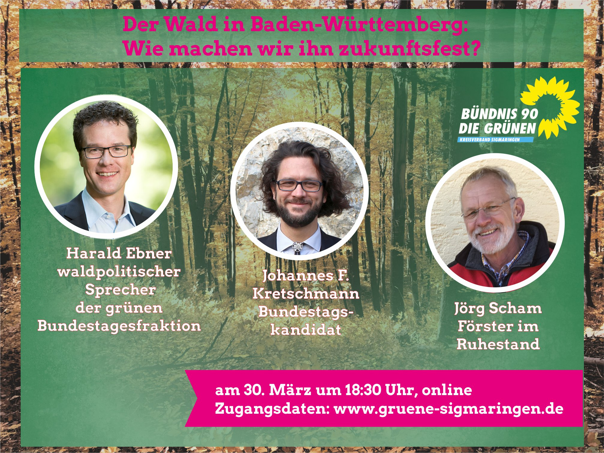 Der Wald in Baden-Württemberg: Wie machen wir ihn zukunftsfest?