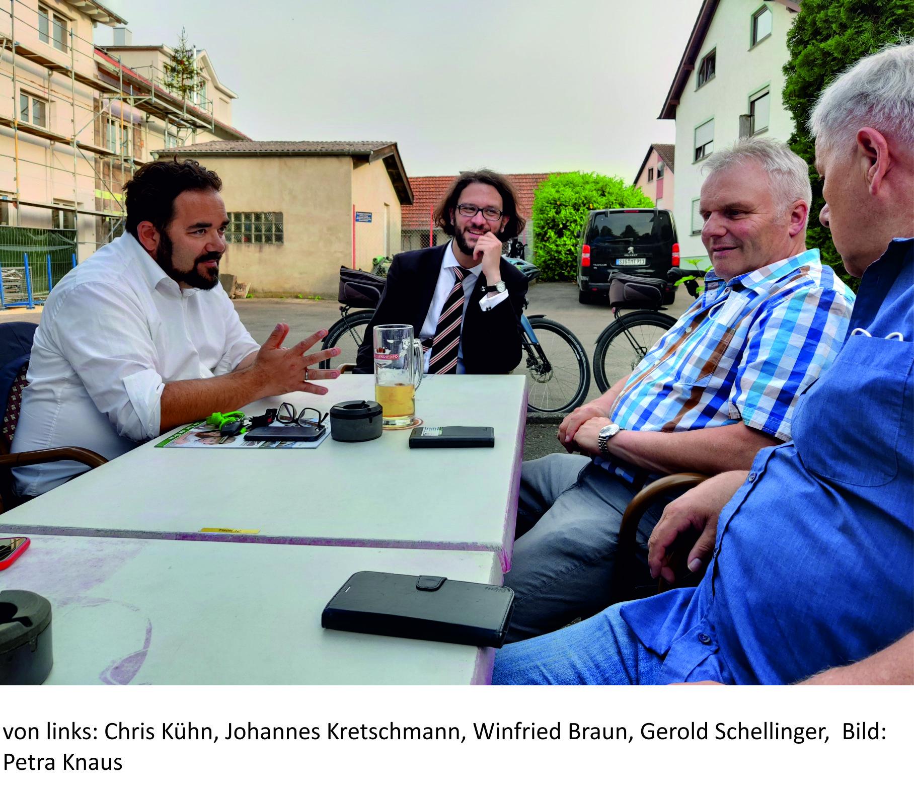 Nachhaltiges, zukunftsweisendes Bauen in Stetten